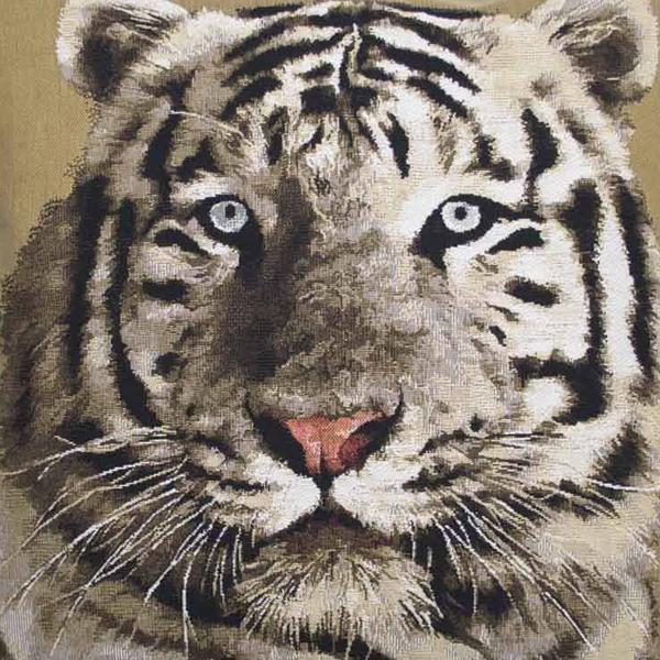 kissen sibirischer tiger von mars more. Black Bedroom Furniture Sets. Home Design Ideas