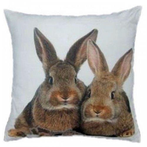 mars more kissen zwei kaninchen eur 23 50 ihr online shop f r wohnen design. Black Bedroom Furniture Sets. Home Design Ideas