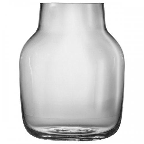 vase silent grau gro von muuto bei erkmann. Black Bedroom Furniture Sets. Home Design Ideas