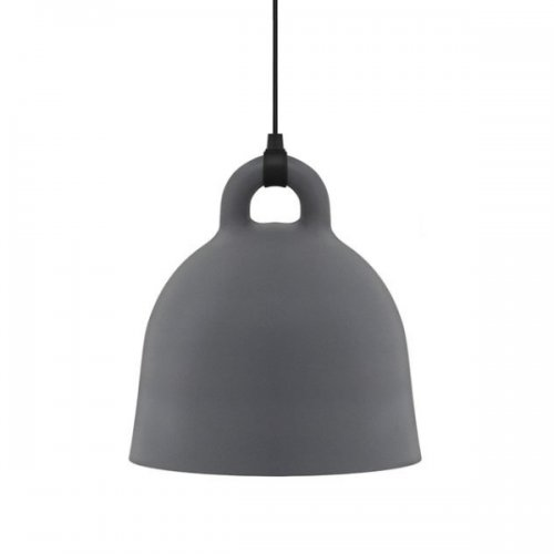 lampe bell grey s von normann copenhagen bei erkmann. Black Bedroom Furniture Sets. Home Design Ideas