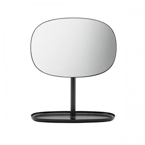spiegel flip schwarz von normann copenhagen. Black Bedroom Furniture Sets. Home Design Ideas
