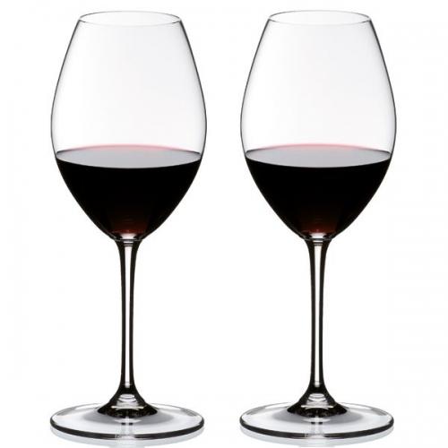 rotweingl ser vinum tempranillo 2 teilig von riedel. Black Bedroom Furniture Sets. Home Design Ideas
