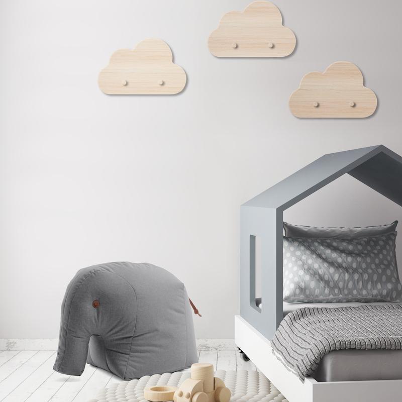 sitzsack elmar elefant von sitting bull. Black Bedroom Furniture Sets. Home Design Ideas