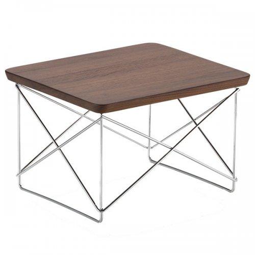 Beistelltisch occasional table ltr nussbaum von vitra for Beistelltisch vitra