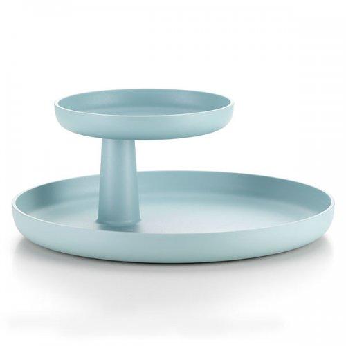 etagere rotary tray eisgrau von vitra. Black Bedroom Furniture Sets. Home Design Ideas