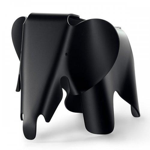 vitra hocker eames elephant schwarz eur 215 00. Black Bedroom Furniture Sets. Home Design Ideas