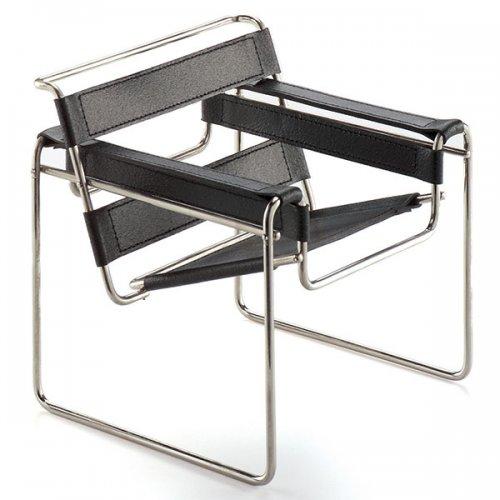 Miniatur stuhl b3 wassily von vitra for Wassily stuhl design analyse