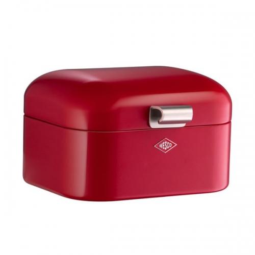 aufbewahrungsbox mini grandy rot von wesco. Black Bedroom Furniture Sets. Home Design Ideas