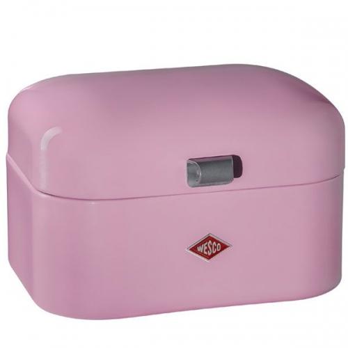 brotkasten single grandy pink von wesco bei erkmann. Black Bedroom Furniture Sets. Home Design Ideas