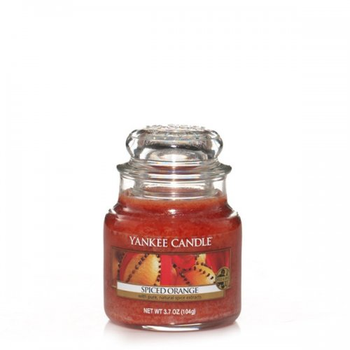 duftkerze spiced orange 104g von yankee candle. Black Bedroom Furniture Sets. Home Design Ideas