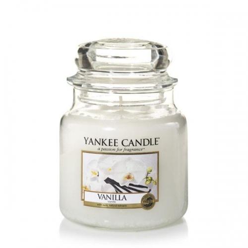 duftkerze housewarmer vanilla 411g von yankee candle. Black Bedroom Furniture Sets. Home Design Ideas