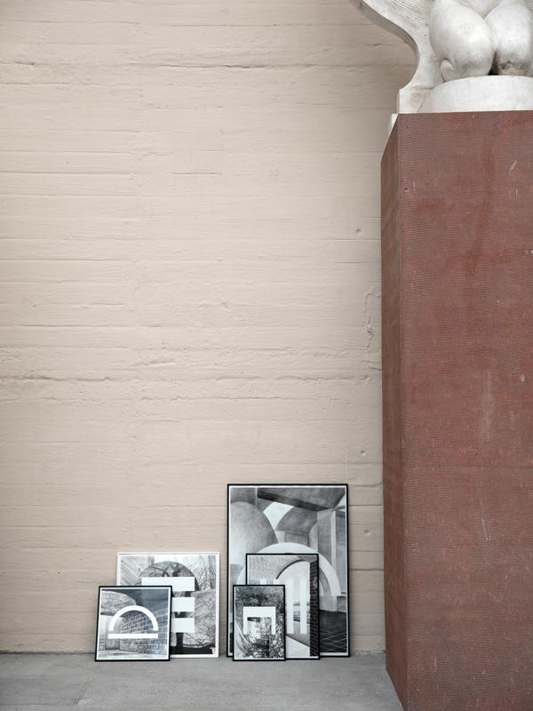 bilderrahmen rahmen illustrate quadratisch schwarz von by lassen. Black Bedroom Furniture Sets. Home Design Ideas